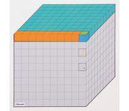 Die Million - magnetisches Tafelmodell