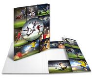 Gummizugmappe Fußball A4
