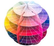 Optik und Farben