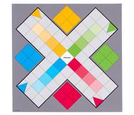 Spielplane - Ludo, 75 x 75 cm