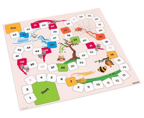 Spielplane - Leiterspiel 75 x 75 cm-2