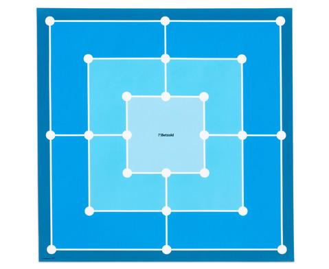 Spielplane - Muehle 75 x 75 cm