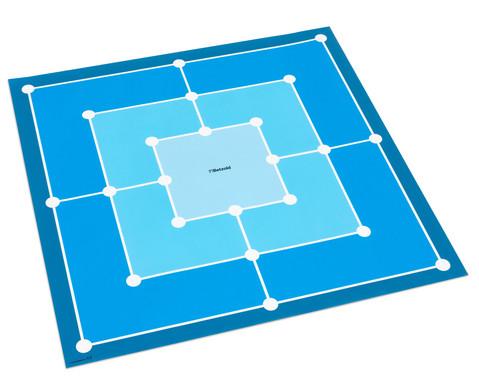 Spielplane - Muehle 75 x 75 cm-2