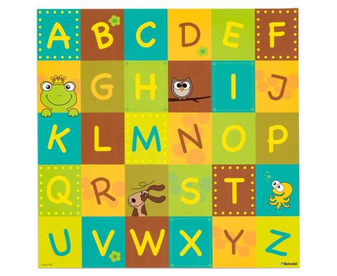 Betzold Spielplane - ABC 75 x 75 cm