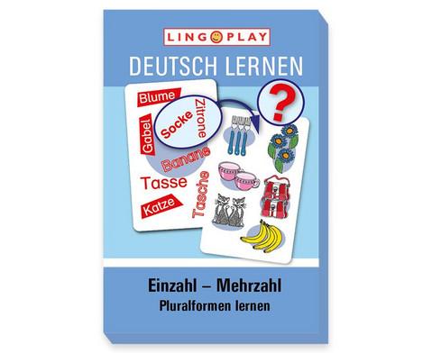 Spielkarten - Pluralformen