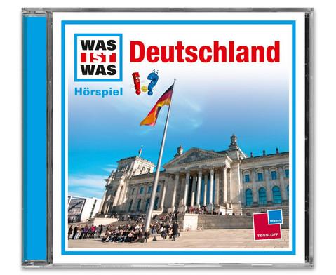 Was ist Was - Deutschland Hoerspiel CD
