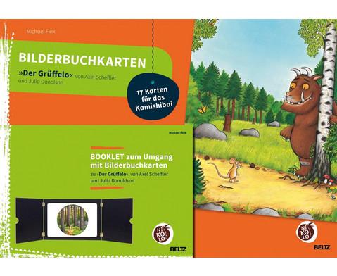 Bilderbuchkarten Der Grueffelo