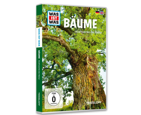 Was ist Was - Baeume DVD