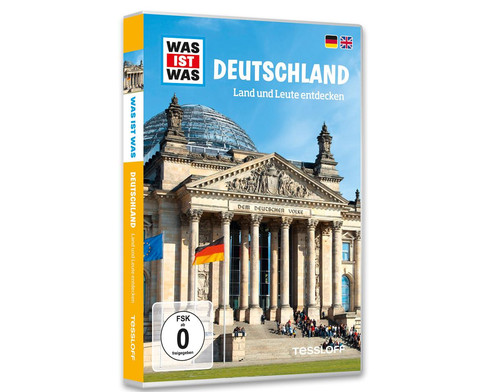 Was ist Was - Deutschland DVD