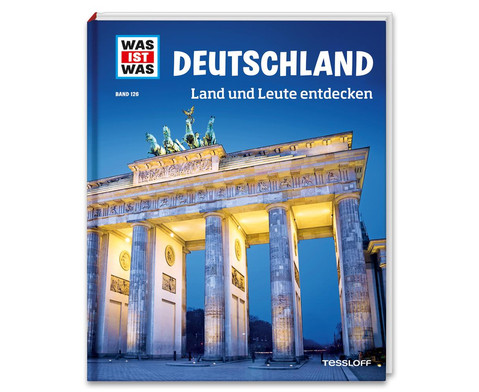 Was ist Was - Buch Deutschland-1