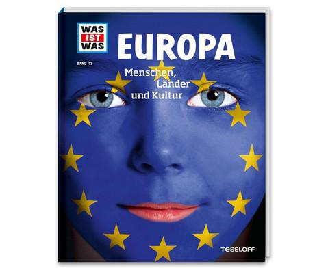 Was ist Was - Buch Europa