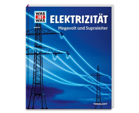 Was ist Was - Buch Elektrizitaet
