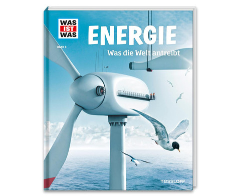 Was ist Was - Buch Energie