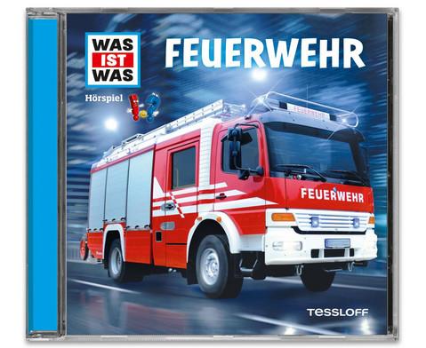 Was ist Was - Feuerwehr Hoerspiel CD