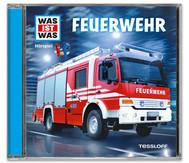 Was ist Was - Feuerwehr Hörspiel CD