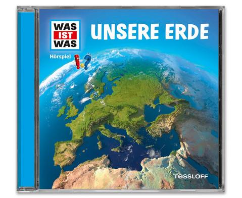 Was ist Was - Unsere Erde Hoerspiel CD
