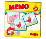 Lieblingsspiele - Memo Bauernhof