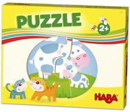 Lieblingsspiele - Puzzle Bauernhof