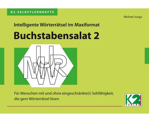 K2-Selbstlernheft Woerterraetsel 2-2