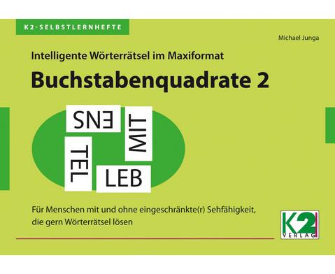 K2-Selbstlernheft Woerterraetsel 2-3