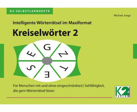 K2-Selbstlernheft Woerterraetsel 2-4