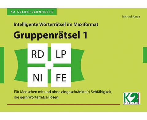 K2-Selbstlernheft Woerterraetsel 1-2