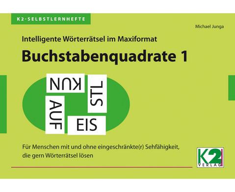 K2-Selbstlernheft Woerterraetsel 1-5