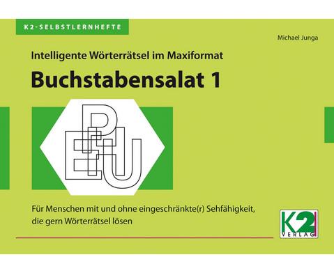 K2-Selbstlernheft Woerterraetsel 1-6