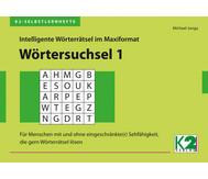 K2-Selbstlernhefte Wörterrätsel 1