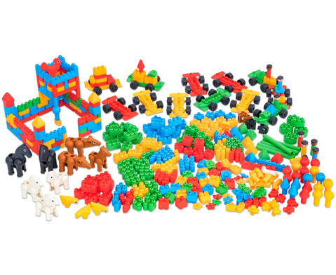 PolyM Freispiel-Set 500-tlg