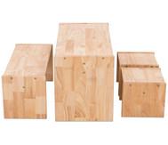 Betzold Holz-Sitzgruppe, 4-tlg.