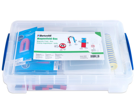 Magnetfeld-Box