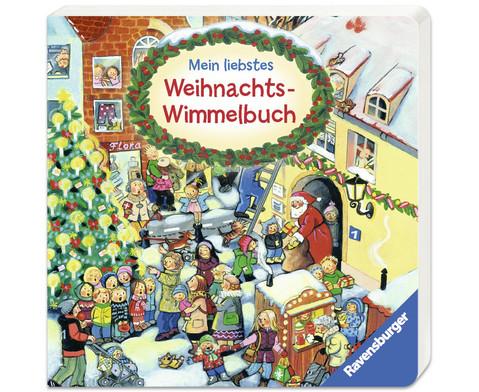 Mein Wimmel-Adventskalender 2018-2