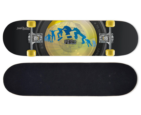 Skateboard Fish Eye 31