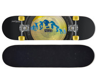 Skateboard Fish Eye 31""