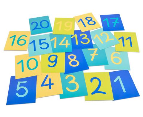 Zahlenraum 20 - Spielplane und Karten-4