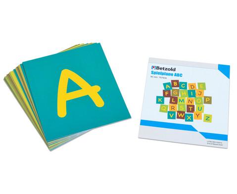 ABC - Spielplane und Karten 75 x 75 cm-3