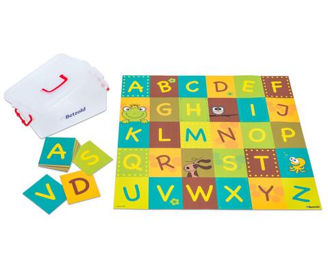 Betzold ABC-Spielplane und Karten 75 x 75 cm