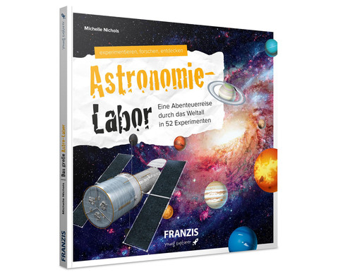 Buch Astronomie-Labor