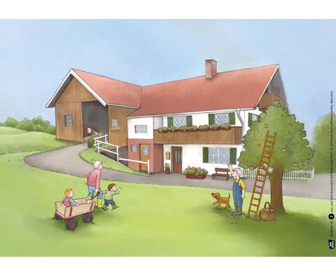 Auf dem Bauernhof mit Emma und Paul Kamishibai-Bildkartenset