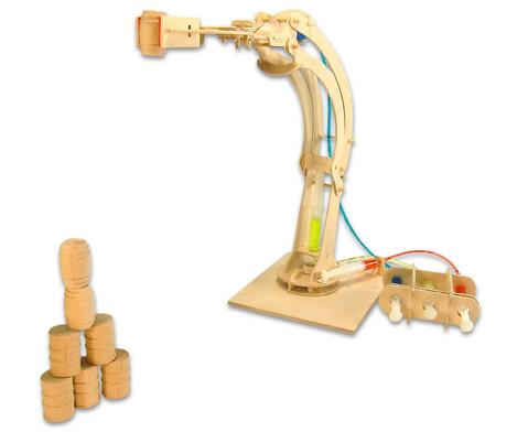 Roboter-Arm hydraulisch-9