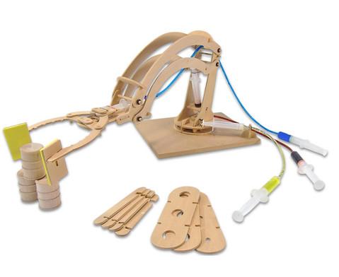 Roboter-Arm hydraulisch-12