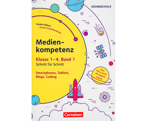 Medienkompetenz Klasse 1-4 Band 1