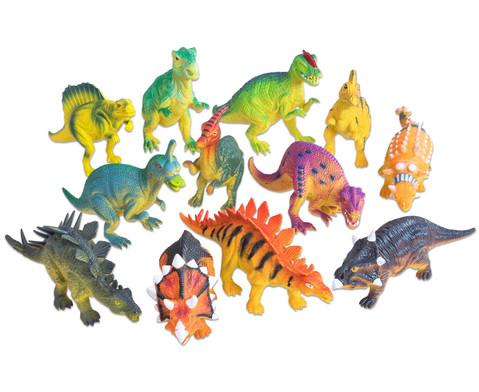Dinosaurier-Set 24-teilig