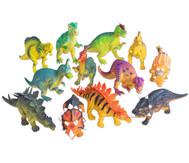 Dinosaurier-Set, 24-teilig
