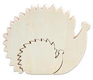 Holzfigur Igel, 2in1
