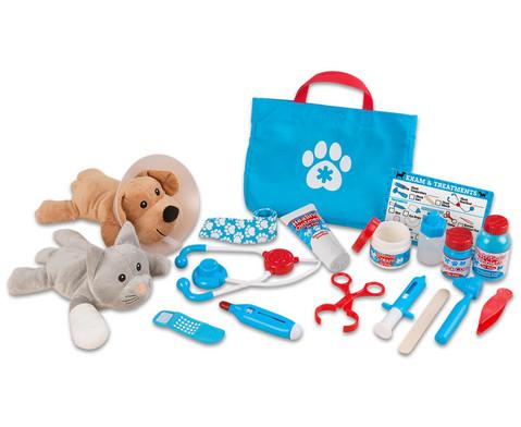 Tierarzt-Tasche 24 teilig