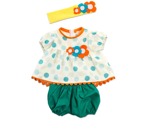 Puppenkleidung Sommer Maedchen-1