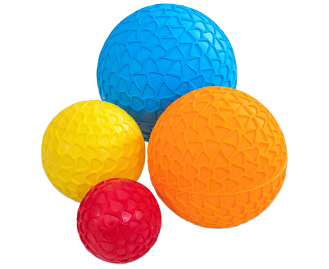Easygrip-Ball-Set 4-teilig