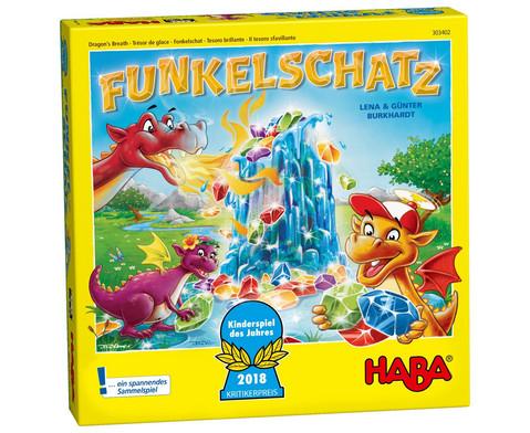 Funkelschatz-Spiel